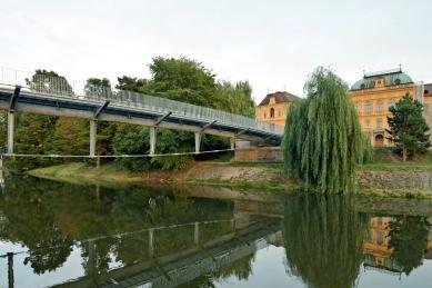 Komenského most v Jaroměři - foto: Petr Šmídek, 2015