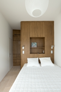 Třípodlažní loft - foto: A1Architects – David Maštálka