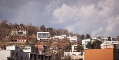 Vila s výhledem - foto: Jakub Holas