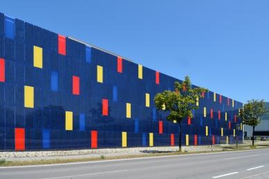 Omicron Campus  - foto: Petr Šmídek, 2015