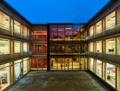 Omicron Campus  - foto: Bruno Klomfar