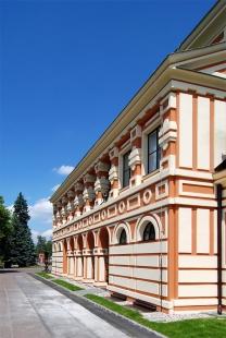 Krematorium v Pardubicích - foto: Petr Šmídek, 2010