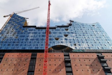 Elbphilharmonie Hamburg - foto: Petr Šmídek, 2012