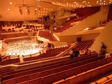 Berlin Philharmonic - foto: Petr Šmídek, 2002