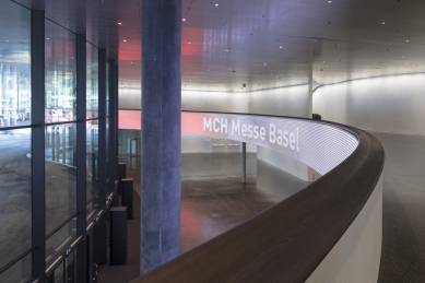 Messe Basel New Hall - foto: Courtesy of Messe Basel