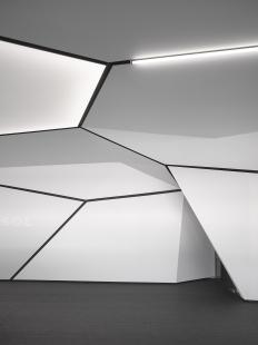 Showroom firmy Barrisol  - foto: Filip Šlapal