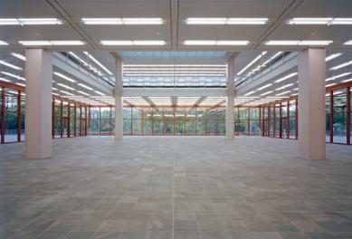 Rekonstrukce a rozšíření pavilonu 20er/21er Haus - foto: Wolfgang Thaler