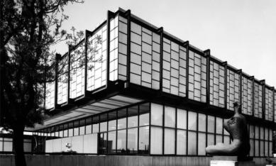Rekonstrukce a rozšíření pavilonu 20er/21er Haus - foto: MUMOK