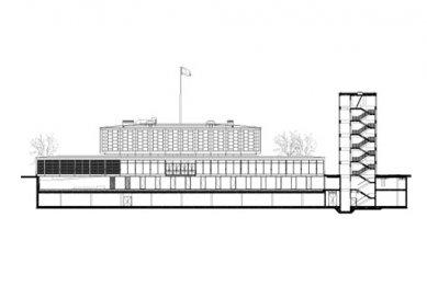 Rekonstrukce a rozšíření pavilonu 20er/21er Haus - foto: Architekt Krischanitz ZT GmbH