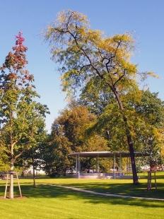 Revitalizace prostoru Parku Komenského ve Zlíně - foto: Václav Babka, Lukáš Gergela