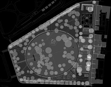 Revitalizace prostoru Parku Komenského ve Zlíně