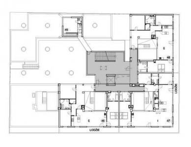 Polyfunkční dům Eucon - 6NP - foto: Fránek Architects