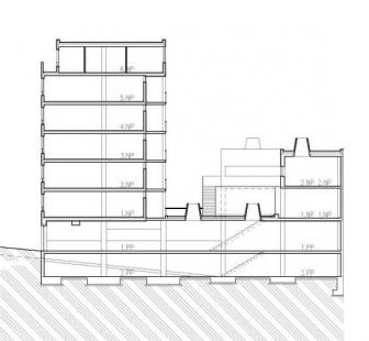Polyfunkční dům Eucon - foto: Fránek Architects