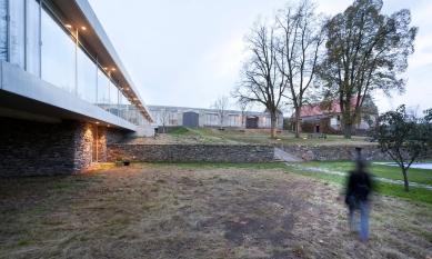 Soukromá rezidence Čejkovice - foto: © Alexandra Timpau