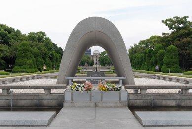 Mírové pamětní muzeum v Hirošimě - foto: Petr Šmídek, 2012