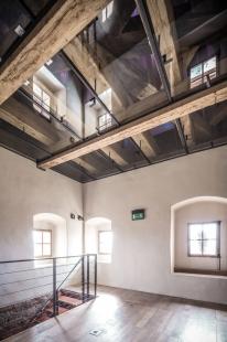 Rekonstrukce Bílé věže v Hradci Králové - foto: Aleš Foff