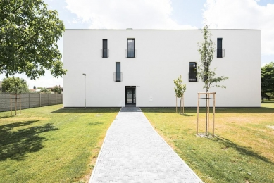 Bytový komplex Nova village - foto: What architects