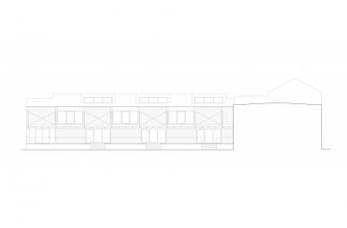 Spolkový dům v Ratíškovicích - Boční pohled - foto: Létající inženýři