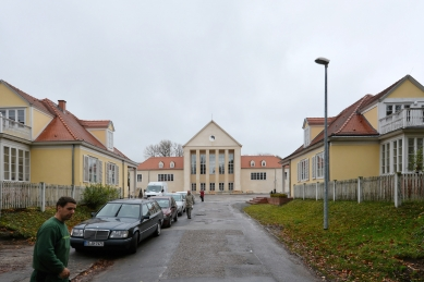 Festspielhaus Hellerau - foto: Petr Šmídek, 2013