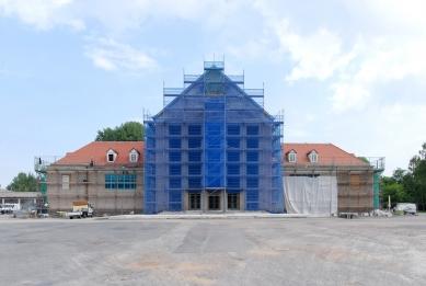 Festspielhaus Hellerau - foto: Petr Šmídek, 2009