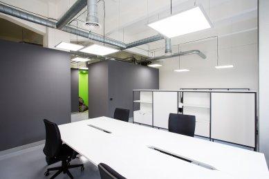 Nové kanceláře ZenithOptimedia