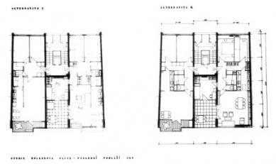Bytový dům Wolkerova