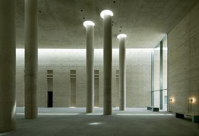 Krematorium Baumschulenweg - foto: Ester Havlová