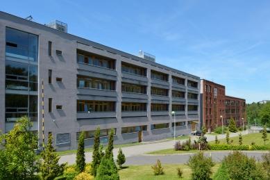 Střední odborná škola a učiliště Rochlice - foto: Petr Šmídek, 2014