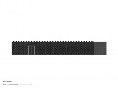 Showroom společnosti MY DVA - brněnská pobočka - Západní pohled - foto: Chybik + Kristof Architects & Urban Designers