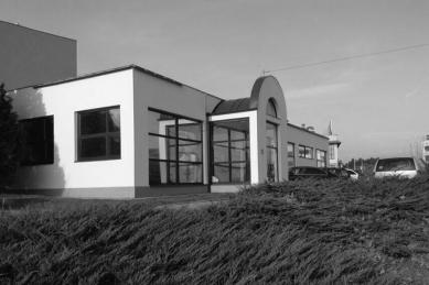 Showroom společnosti MY DVA - brněnská pobočka - Fotografie původního stavu - foto: Chybik + Kristof Architects & Urban Designers