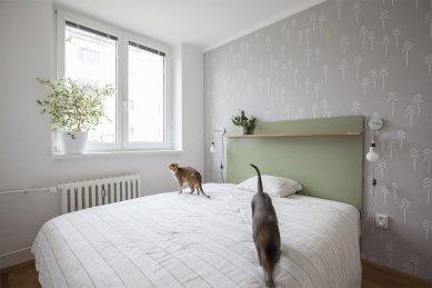 Kočičí byt v Dejvicích  - foto: Johana Němečková, www.johananemeckova.com