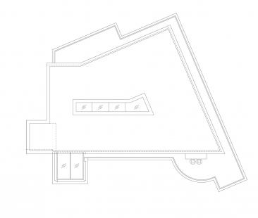 Villa Engel - Střecha
