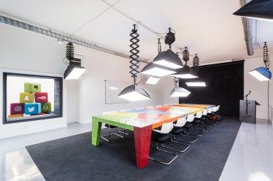 Jednací prostory Publicis One - foto: Jan Faukner