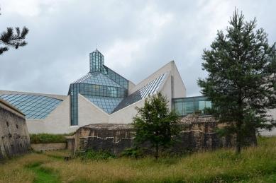 Muzeum moderního umění v Lucemburku - foto: Petr Šmídek, 2016