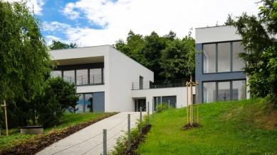 Dva rodinné domy v České - foto: Aleš Putna