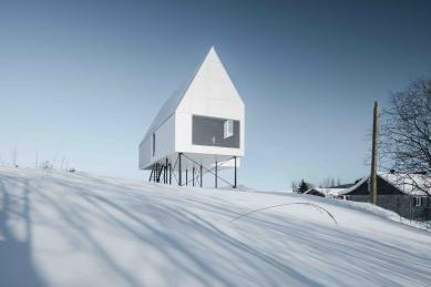 Vysoký dům - foto: Olivier Blouin