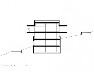 House by the Lake - Řez - foto: marte.marte architekten