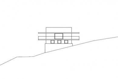 House by the Lake - Jihozápadní pohled - foto: marte.marte architekten