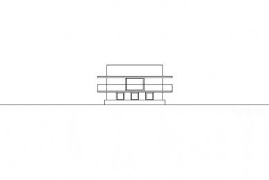 House by the Lake - Jihovýchodní pohled - foto: marte.marte architekten