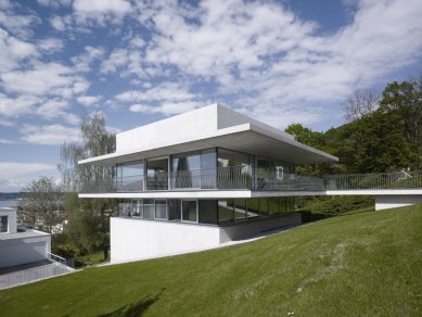 House by the Lake - foto: Marc Lins Photography