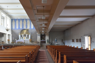Kostel svatého Ducha - foto: Petr Šmídek, 2017