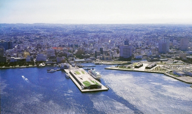 Mezinárodní přístavní terminál Yokohama
