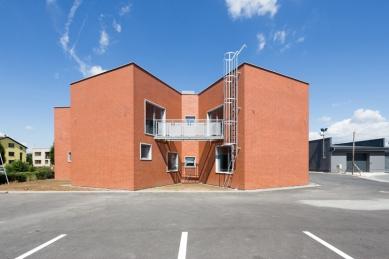 Administrativní budova Rapos - foto: Libor Stavjaník / Studio TOAST