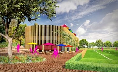 Dřevák - Vizualizace - foto: Atelier M1 architekti s.r.o.
