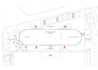 Dřevák - Situace - foto: Atelier M1 architekti s.r.o.