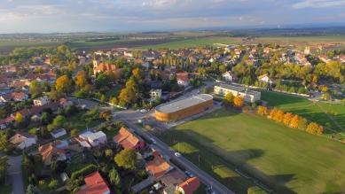 Dřevák - Letecký snímek - foto: Elšad Tagiev