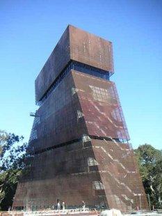 de Young Memorial Museum - Nancy B. and Jake L. Hamon Tower - foto: © Mark Darley