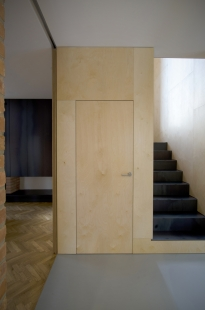 Interior of Single Bata House in Zlín - foto: Petra Ocelková, Pavel Míček