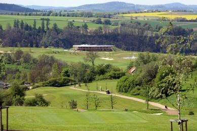 Klubovna Panorama Golf Resort - foto: Zdeněk Sluka