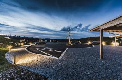 Klubovna Panorama Golf Resort - foto: Tomáš Malý